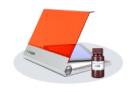 Transilluminator + 핵산 염색 시약
